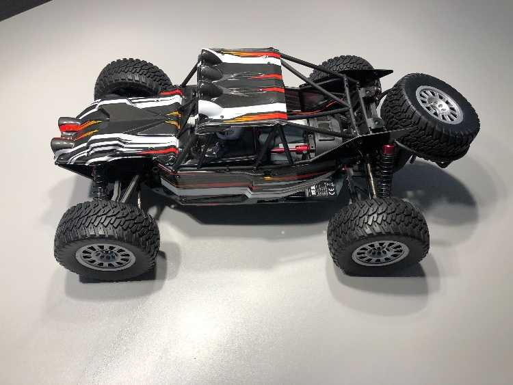 RC REELY DUNE FIGHTER BUGGY 1/10